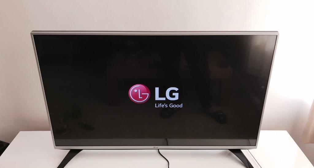 Sold lg tv 43 inch full hd 1080p led tvwith freeview hd no box condition li - Television but solde ...