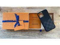 IPHONE 12 PRO MAX BUMPER, Louis Vuitton