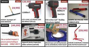 Grande Vente D'outillage PLUS DE 5000 Itèms en magasin. (Voir photos)