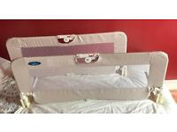 Baby Start Safety Bedrails x 2