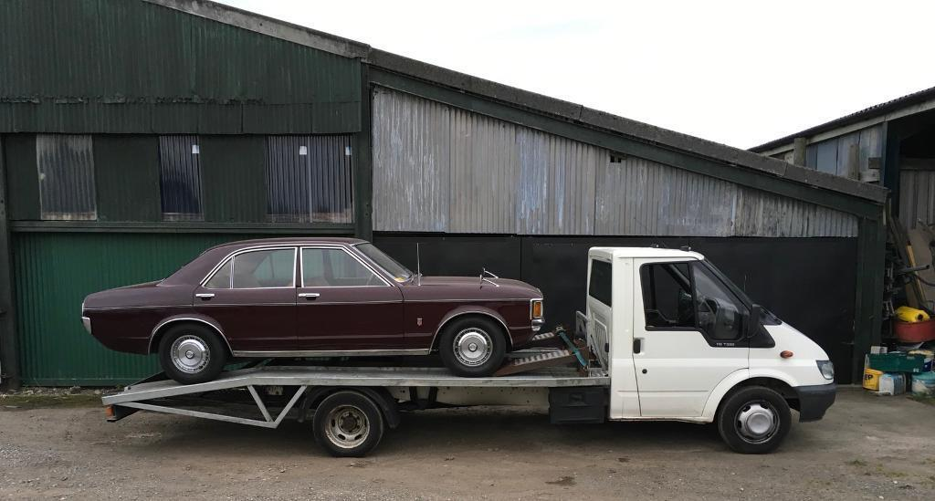 Vehicle Transport & Breakdown Service , Car Recovery , Delivery ...