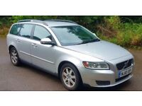 VOLVO V50 1.6 D DRIVe S 5dr 2010 JUST ARRIVED!