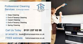 Cleaning Services in Edinburgh