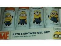 Despicable Me Bath And Shower Set