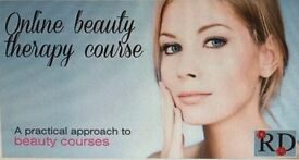 Online beauty therapy course