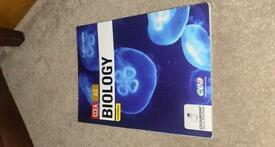 BRAND NEW CCEA AS BIOLOGY TEXTBOOK