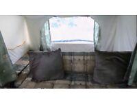 Pennine Apollo folding camper in excellent condition