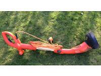 Black and Decker Reflex 2 electric strimmer grass lawn trimmer