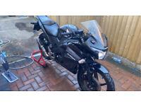 Honda, CBR 125 R, 2012, 125 (cc), good learner motorbike
