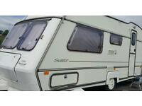 Award sunstar 4 berth caravan for sale