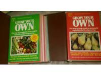 STUNNING COLLECTION OF GROW YOUR OWN MAG COLLECTION.