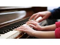 Piano and Guitar lessons Edinburgh and Midlothian