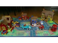 Happy land play sets