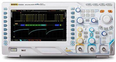 Rigol Ds2202a Digital Oscilloscopes - Bandwidth 200 Mhz Channels 2