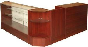 JEWELLERY CASE, SHOWCASE, GLASS CASE, CASH DESK, RECEPTION DESK, DISPENSARY CASE, SHOWCASE SALE