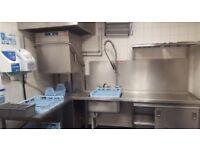 Hobart dishwasher commercial
