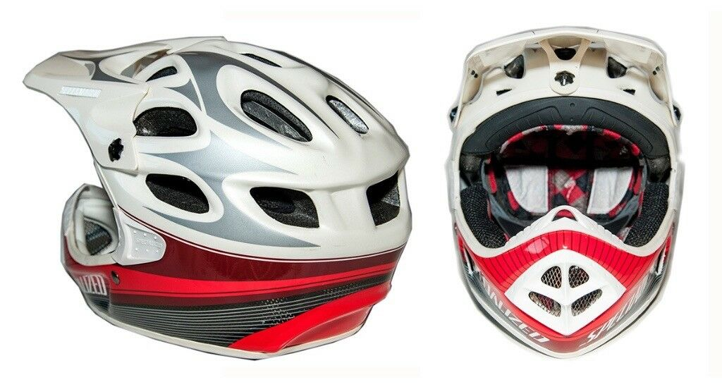 Full Face MTB Helmet