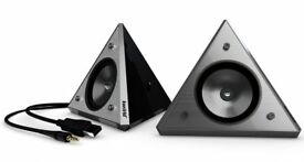 KWORLD USB PYRAMID SPEAKERS