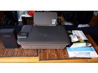 HP Deskjet 3050A ink Printer & Scanner