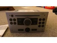 Corsa c radio with code and manual book