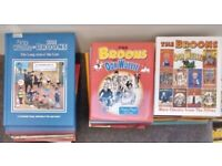 Collection of Broons and Oor Wullie Annuals - 1970 - 2010 all in good condition