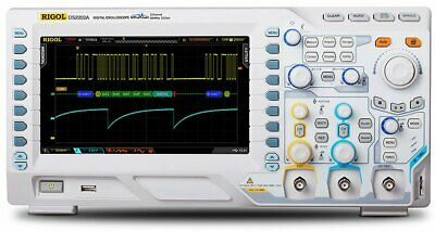 Rigol Ds2202a 200 Mhz Digital Oscilloscope