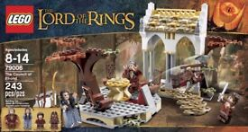LEGO 79006 Lord Of The Rings: Council Of Elrond - Brand New Sealed BNISB