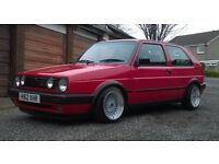 MK2 GOLF GTI 8v for sale or maybe swap