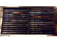36 CDs in two Display Boxes