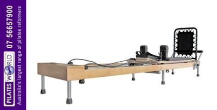 ADELAIDES BEST FOLD AWAY PILATES MACHINE DEAL   PM-FOLD-03