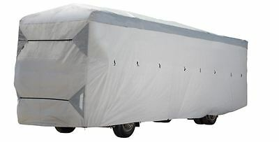 (Class A Expedition RV Trailer Cover Fits 33-37 FT Extra Tall 135