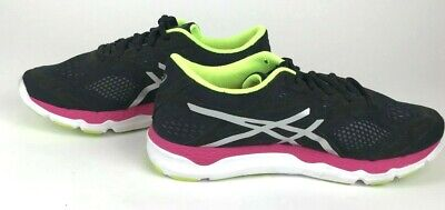 ASICS WOMEN'S 33-FA T583N RUNNING SHOES SIZE 8 EXCELLENT CONDITION MSRP $54.99