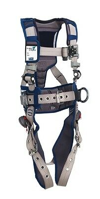 DBI SALA 1112567 ExoFit STRATA Construction Style Positioning Harness (L)