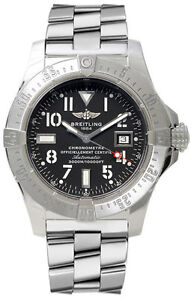 BREITLING Avenger Seawolf Gents Watch A1733010.B906 - RRP £3070 - BRAND NEW