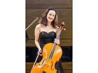 cello teacher/ cello lessons