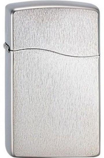 Zippo Blu2 Verticle Chrome Butane Lighter, # 30203, New In Box