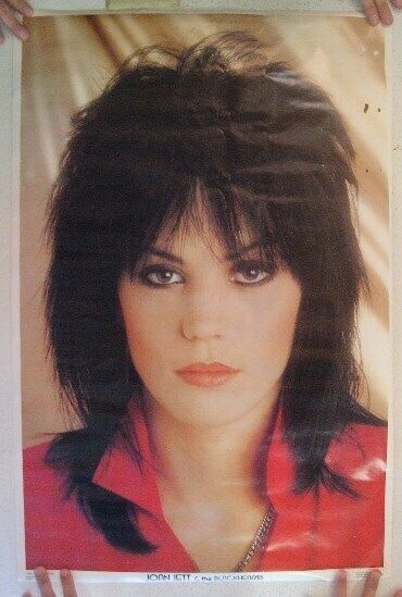 Joan Jett And & The Blackhearts Poster