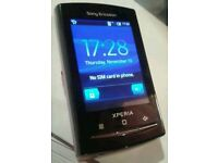 Sony xperia x10 smartphone mobile phone