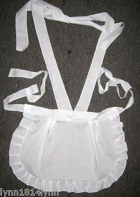 MAGENTA ROCKY HORROR PICTURE SHOW COSTUME APRON All sizes M2O