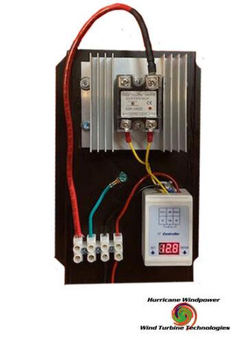 24 Volt C- 100 AMP Digital Hybrid Charge Controller - Wind Turbines Solar Hydro