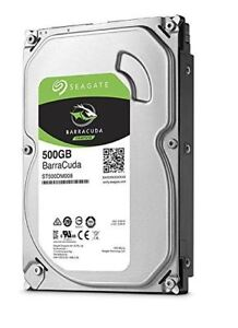 Disque Dur Seagate Barracuda 500gb