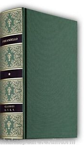 LUIGI-PIRANDELLO-ROMANZI-VOL-1-UTET-Classici-italiani