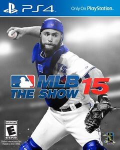 MLB: THE SHOW 15