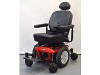 BRAND NEW PRIDE JAZZY 600 - FREE DELIVERY - ELECTRIC WHEELCHAIR - POWER CHAIR - MOBILITY SCOOTER