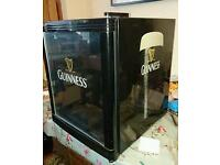 Guiness mini fridge by Husky