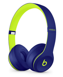 Beats Solo3 Wireless Headphones (SEALED BRAND NEW)- POP INDIGO