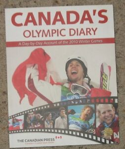 Canada's Olympic Diary - 2010 Winter Games - Book