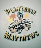 Paintball Matthews