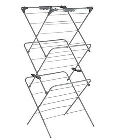 John Lewis Standard 3 Tier Airer - Clothes drying rack