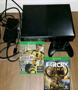 Xbox One 1TB bundle with 2 games